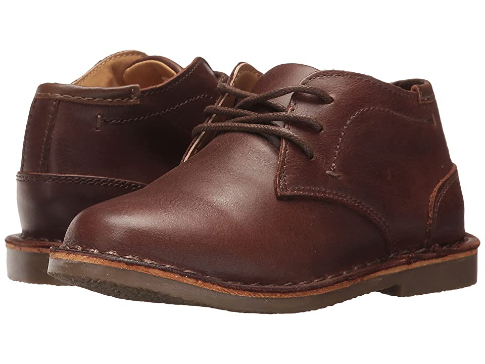 Kenneth Cole Reaction Kids Real Deal (Little Kid/Big Kid) (Crazy Horse Brown) Boys Shoes