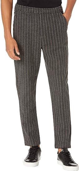 Ryker Wool Striped Trousers