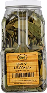 Gel Spice Turkish Bay Leaves,Commercial Kitchen Size - 8.5 OZ