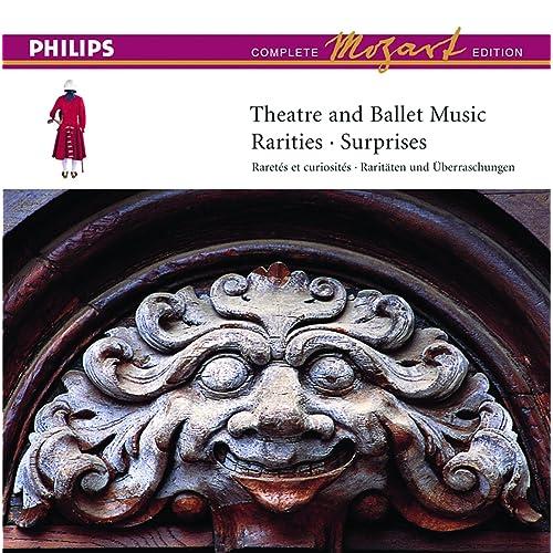 Mozart: The London Sketchbook, K. 15a-ss (arr. and/or orch. E. Smith) - Divertimento in E flat - 3. [Menuetto - Trio], K.15cc & 15ff