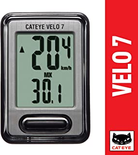 Best cateye velo 7 set odometer Reviews