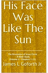 His Face Was Like The Sun: The Revelation of Jesus Christ - A Bible Study (Volume 1 - Chapters 1-11) Kindle Edition
