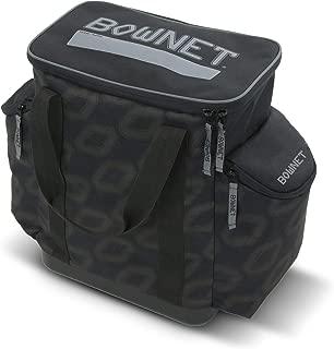 Bownet Baseball & Softball Ball Equipment Bag, Black