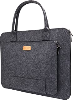 Best grey felt handbag Reviews