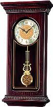 Seiko Pendulum Clock (65.5 cm x 31.8 cm x 13.5 cm, Brown, QXH008BN)
