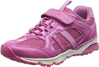 Geox Unisex-Child Bernie Girl 8 Sneaker