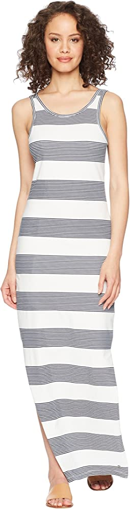Roxy Tuba Stripes Maxi Dress