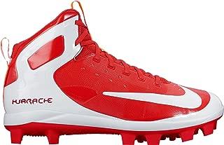 Nike Kids' Alpha Huarache Pro Mid Baseball Cleats