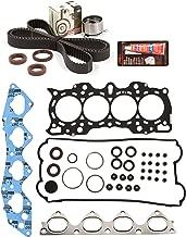 Evergreen HSTBK4030 Head Gasket Set Timing Belt Kit Fits 97-01 Honda CR-V 2.0 DOHC 16V B20B4 B20Z2