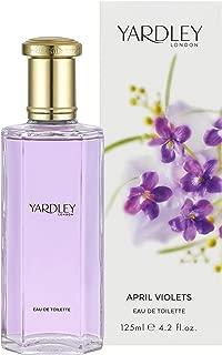 APRIL VIOLETS - Yardley Of London EDT SPR 4.2 oz / 125 ml