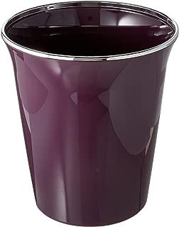 Creative Bath Products Waste Basket, Purple