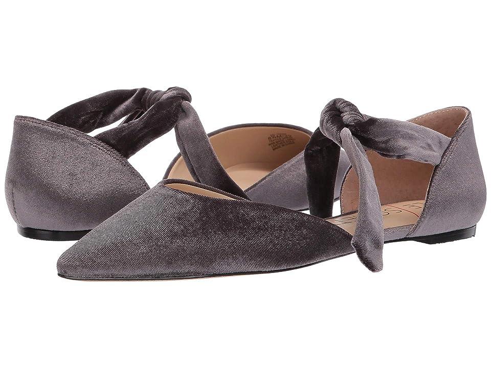 SOLE / SOCIETY Teena (Silver Ash Portugal Velvet) Women