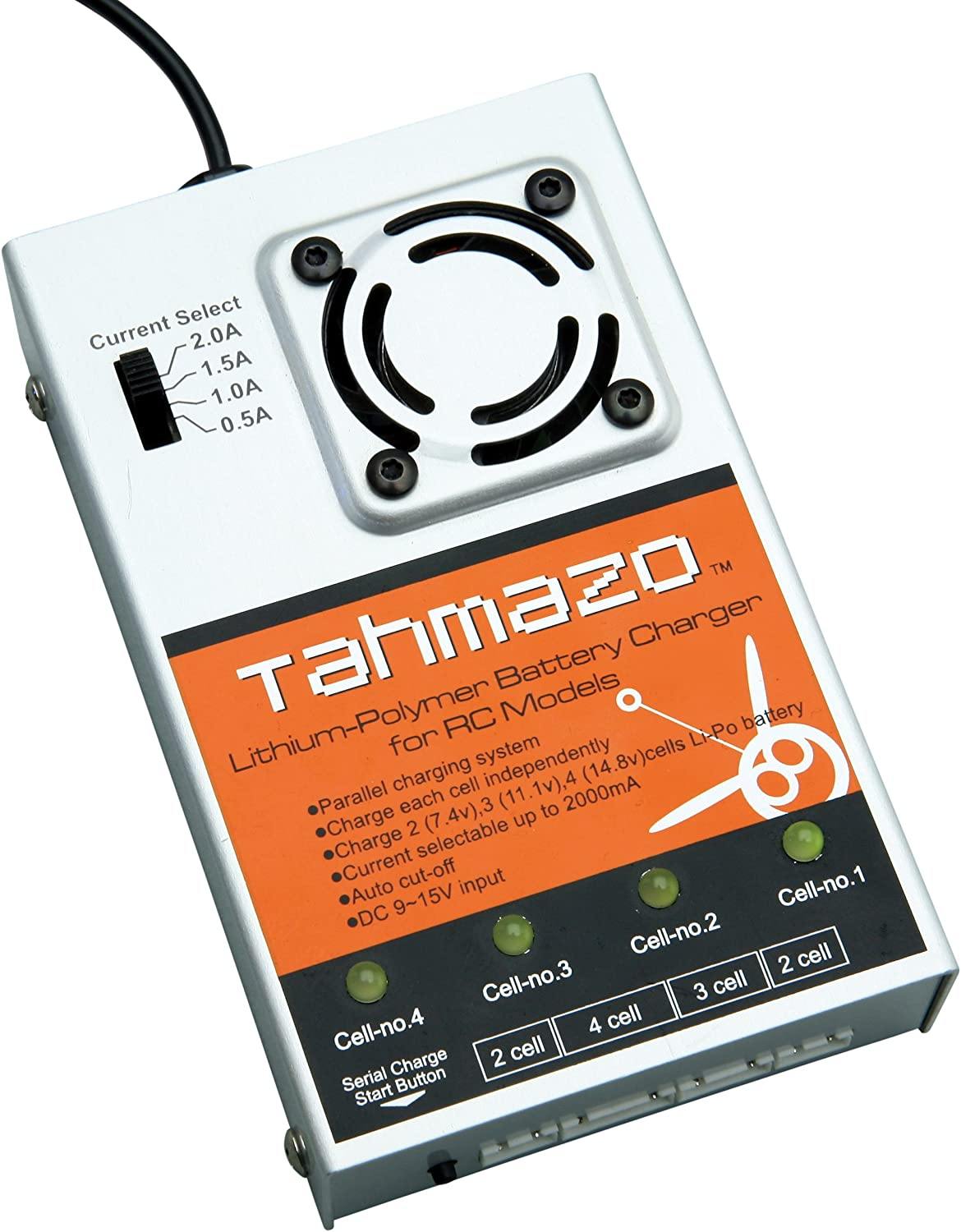 Tahmazo lipoic special charger 48 451 (Japan import   The package and the manual are written in Japanese)