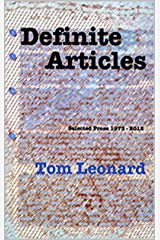 Definite Articles: Selected Prose 1973-2012 Kindle Edition