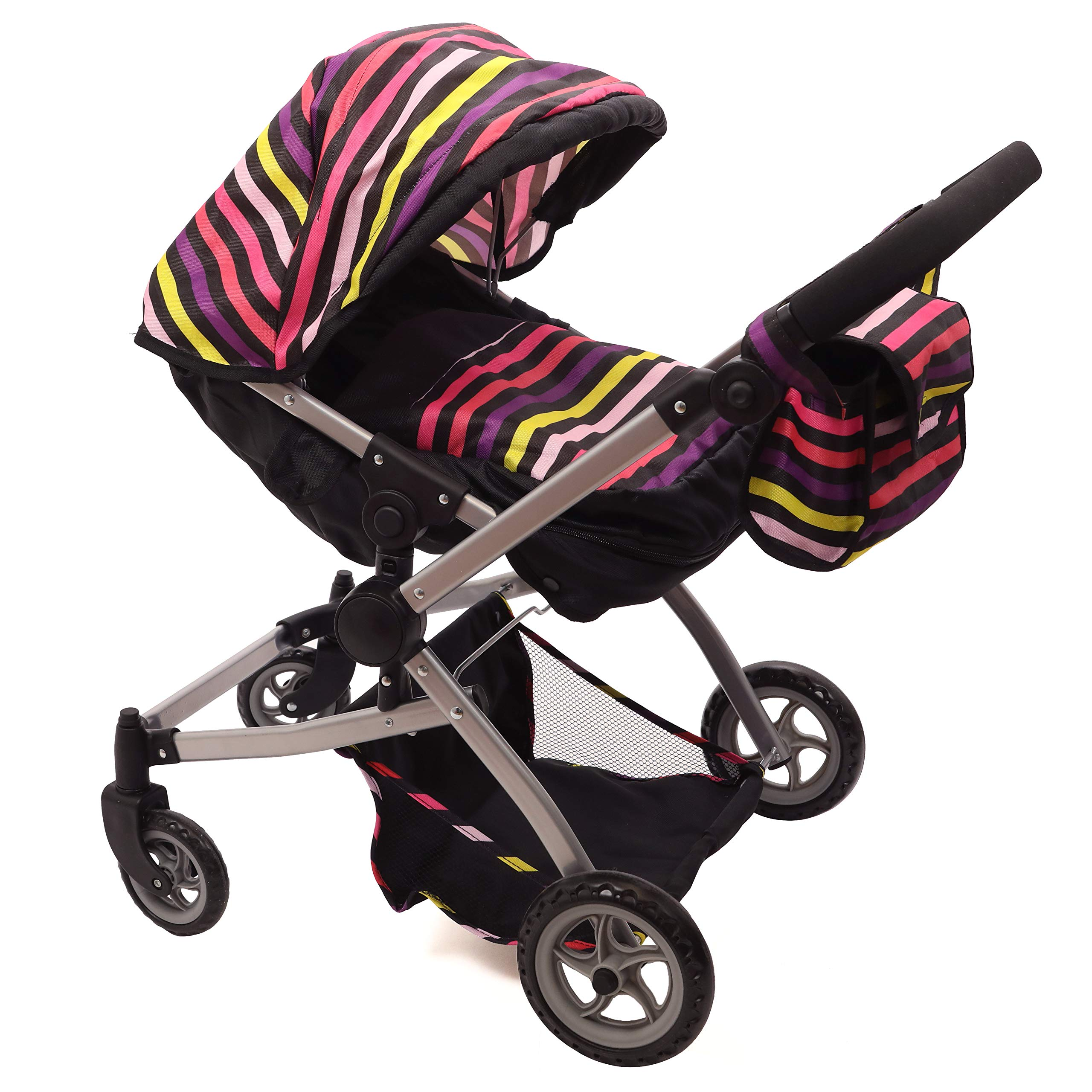 Babyboo Stroller Doll Deluxe Carriage