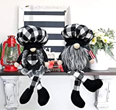 Amazon Com Buffalo Plaid Gnome