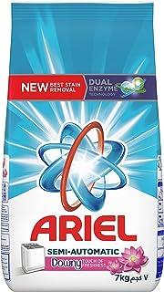 Ariel Powder Laundry Detergent, Touch of Freshness Downy, 7KG