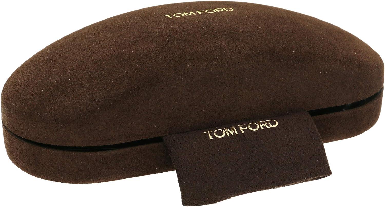 Tom Ford Medium Dark Brown Sunglass Case