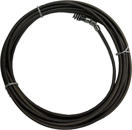 Kanutsil 钢丝式排水管清洁器用零件 单个钢丝8mm×20m SW0820