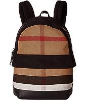 Burberry Kids - Tiller Check Backpack