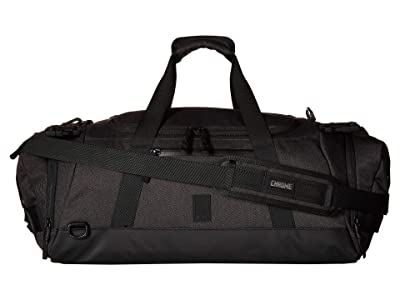 Chrome Spectre Duffel (Black) Duffel Bags