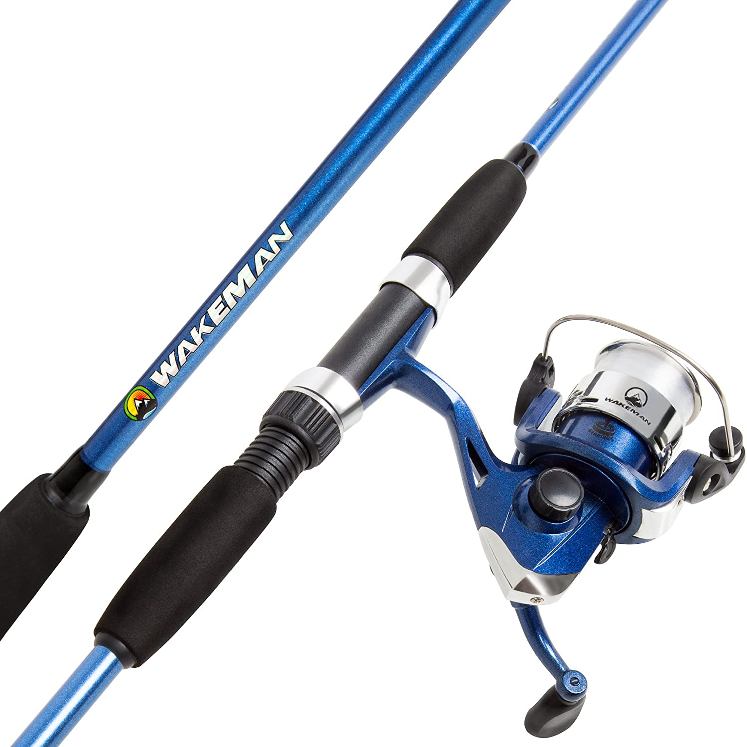 Wakeman Swarm Series Year-end gift Spinning Rod and Reel Max 69% OFF Combo