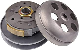 Secondary Rear Clutch Driven Pulley Replacement for Helix CN250 1986-2007 CH250 1985-1990 Elite Touring Scooter