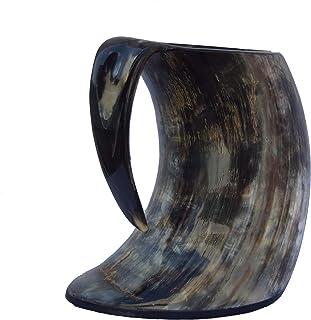 hecha a mano tama/ño grande 20 onzas para aficionados de los juegos n/órdicos de Tronos Jarra de cerveza vikinga