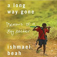 a long way gone audiobook