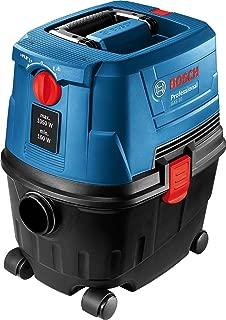 ボッシュ(BOSCH) 集じん機 乾湿両用 ブロワ機能 5mコード フィルター清掃スイッチ GAS10
