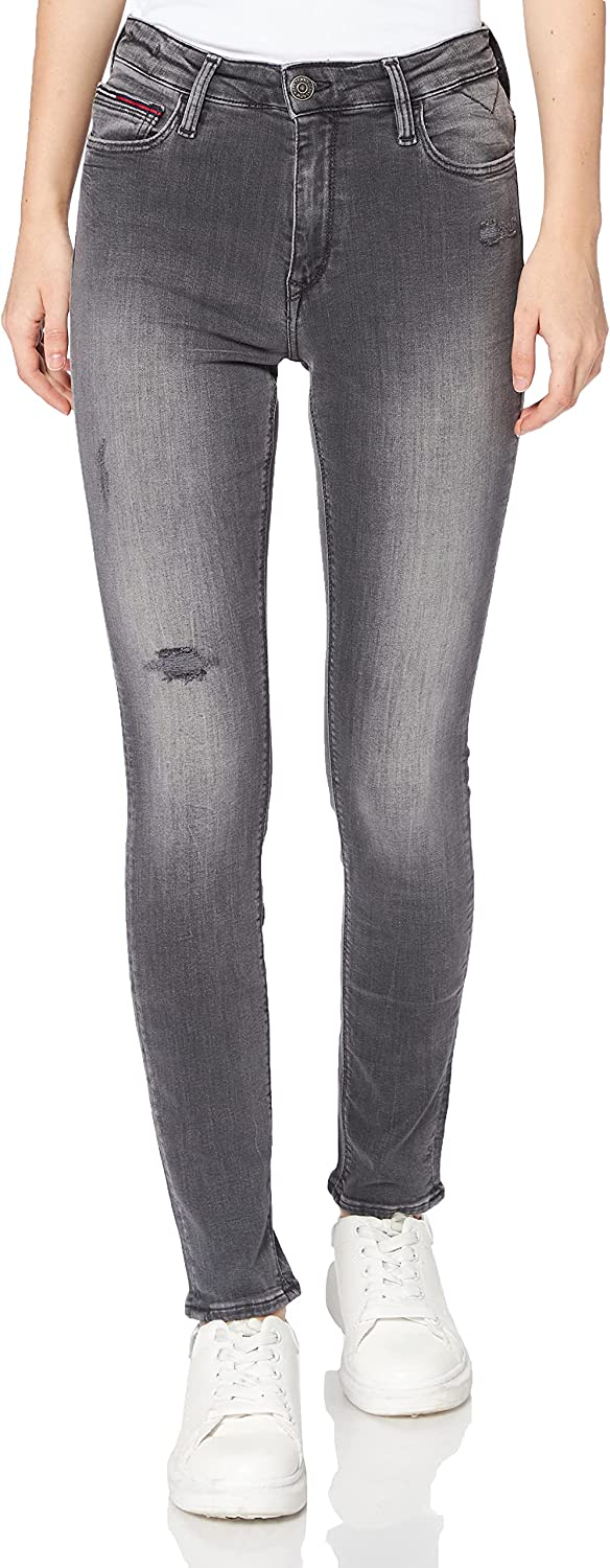 Tommy Jeans High Rise Skinny Santana Frgbst Jeans para Mujer