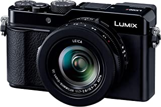 Panasonic compact digital camera Lumix LX100M2 4/3 type sensor equipped with 4K video corresponding DC-LX100M2