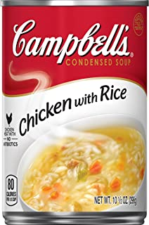 Best campbells soup chicken and rice Reviews