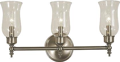 product image for Framburg 2503 BN 3-Light Sheraton Sconce, Brushed Nickel