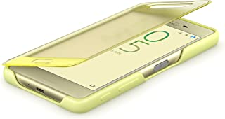 Sony SCR56 Performance Case Touch for Xperia X - Yellow