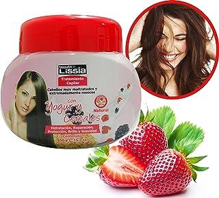 lissia-Tratamiento Yogurt y Cereales colombia