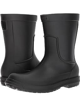 Crocs all cast waterproof duck boot