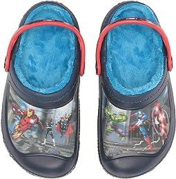 Marvel Lined Clog (Toddler/Little Kid)