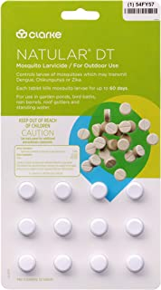 Clarke - Natular DT Mosquito Larvicide - Bi-Layer Tablet
