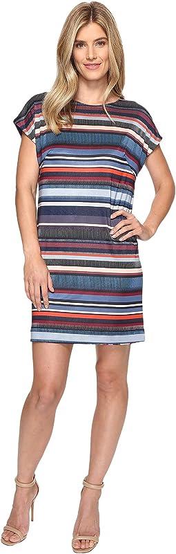 Reversible Printed Dress