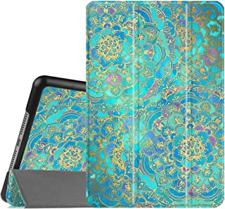 Fintie iPad Mini 4 Case - Slimshell Lightweight Smart Stand Protective Cover with Auto Sleep/Wake Feature for Apple iPad Mini 4 (2015 Release), Shades of Blue