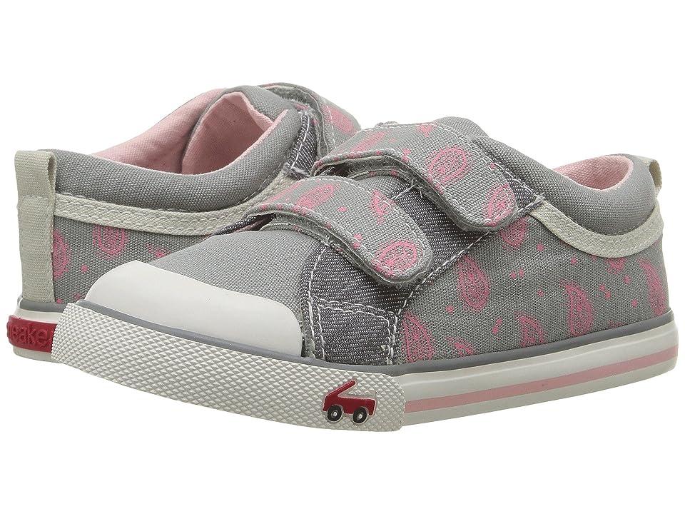 See Kai Run Kids Robyne (Toddler) (Gray) Girls Shoes
