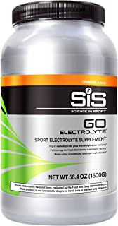 Science in Sport Go Electrolyte Energy Drink Powder | Orange Flavor Sports Performance & Endurance Supplement - 3.52 Pound