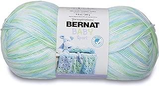 Bernat 16312424744 Baby Sport Big Ball Ombre Yarn, Funny Prints