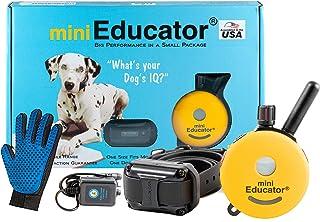 Mini Educator Dog Training e Collar - Educator ET-300 Remote Trainer System - Waterproof - Vibration Tapping Sensation wit...
