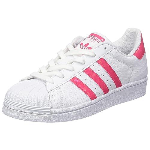 adidas superstar shoes pink