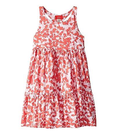 Joules Kids Juno Dress (Toddler/Little Kids/Big Kids) (Coral Petals) Girl