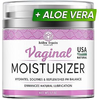 Amazon Com Vulva Balm Cream Vaginal Moisturizer Organic