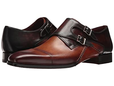 Magnanni Ondara (Cuero/Brown) Men