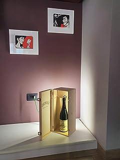 Lampada Smart LED Cassetta di Vino FossMarai